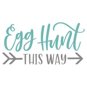 egg hunt this way