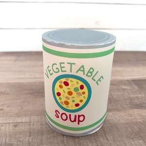 vegetable soup play food