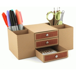 3d drawer desk organizer