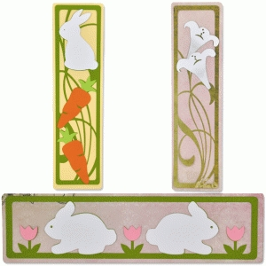 easter bookmark tags