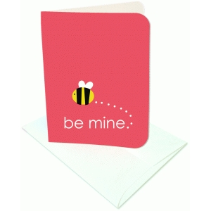 be mine a2 card