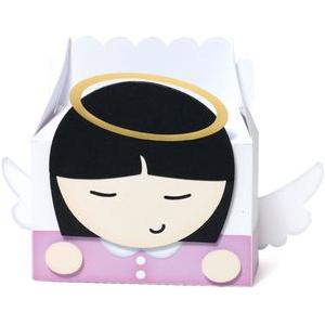 cute angel girl box