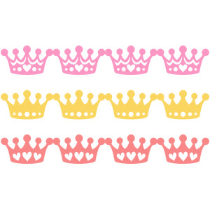 crown princess borders
