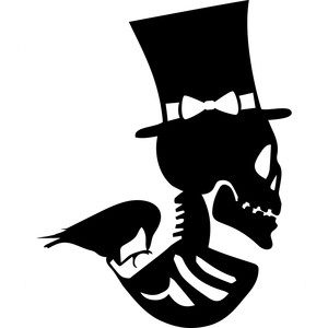 skeleton groom