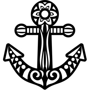 tribal anchor