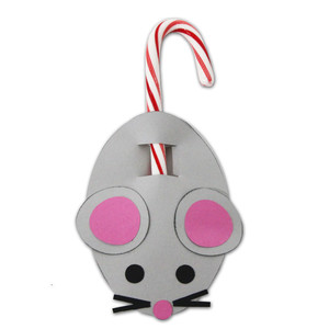 mouse candy cane