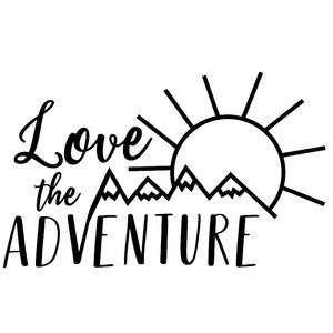 love the adventure