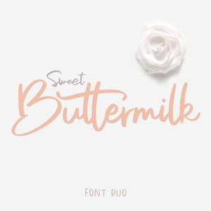 sweet buttermilk duo