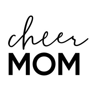 cheer mom phrase