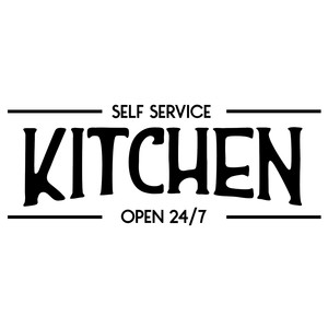 self service kitchen