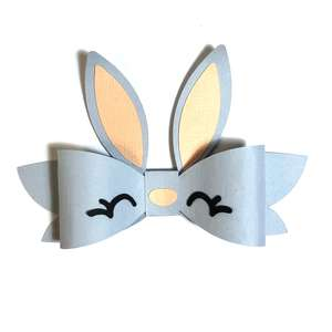 rabbit bow