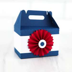 gable box pinwheel