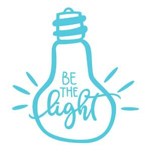 be the light phrase