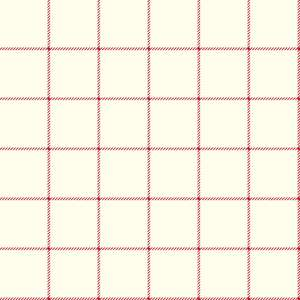 holiday windowpane check pattern