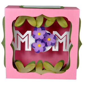 mom gift card box