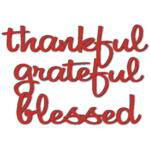 thankful phrase
