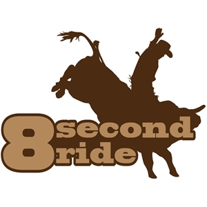 8 second bull ride