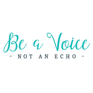 be a voice quote