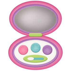 i feel pretty eyeshadow compact