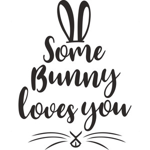 Download Silhouette Design Store - View Design #189397: some bunny ...