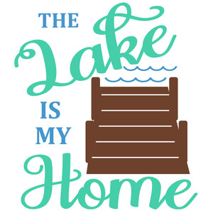 lake is my home