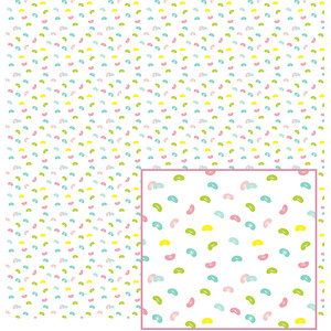 jellybean pattern