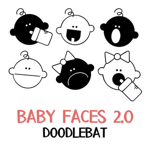 baby faces 2.0 doodlebat