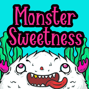 monster sweetness font