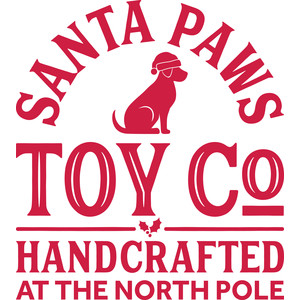 santa paws toy co.