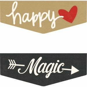 happy, magic tabs