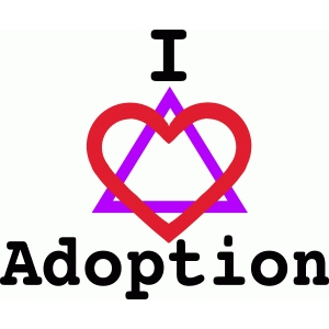 i heart adoption