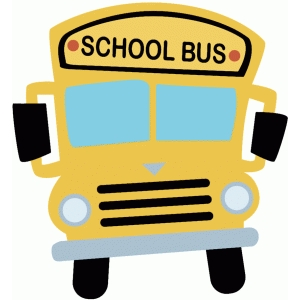Silhouette Design Store - View Design #93297: school bus