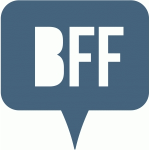 bff speech bubble