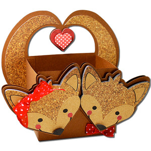 fox love treat box