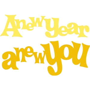 a new year a new you