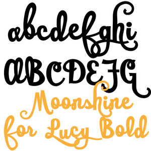 zp moonshine for lucy bold