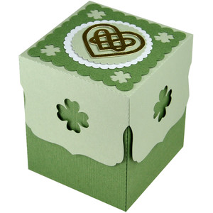 celtic heart gift box