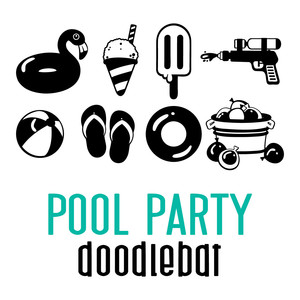 pool party doodlebat