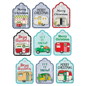 christmas camper tags