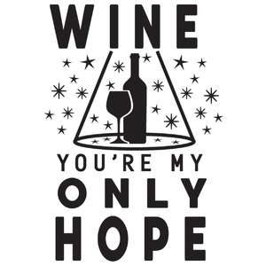 wine my only hope