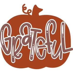 grateful pumpkin