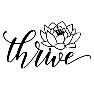 thrive water lily