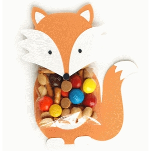 fox treat holder