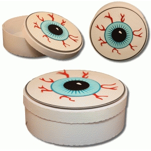 3d eyeball box