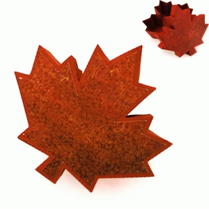 maple leaf 3d box
