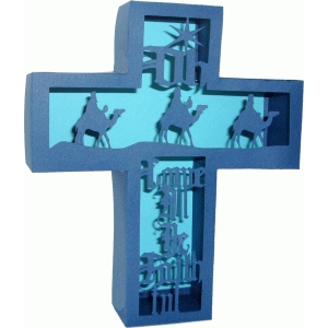 wise men cross box