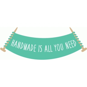handmade is all you need