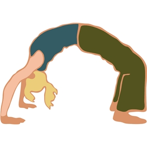 yoga backbend