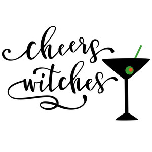 cheers witches phrase