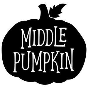 middle pumpkin